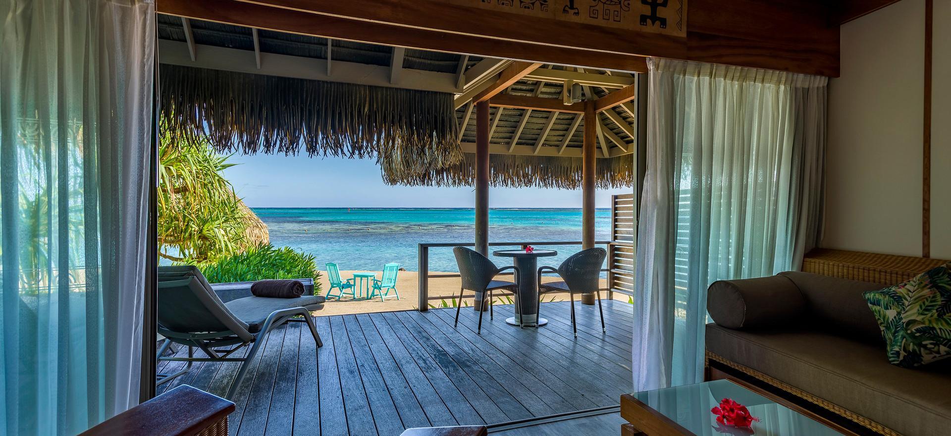 Junior Suite Premium Beach Bungalow
