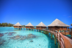 RGI Kia Ora Resort - Overwater Bungalows