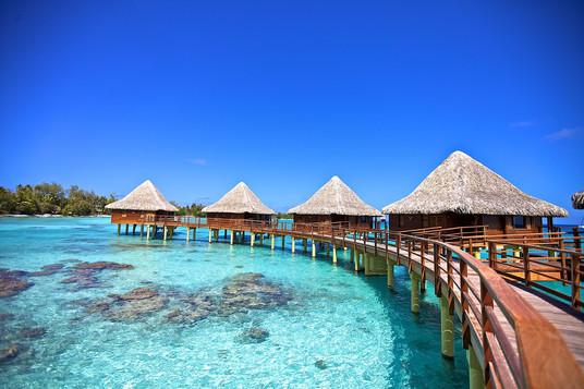 RGI Kia Ora Resort - Overwater Bungalows