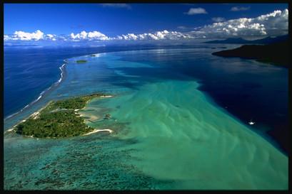 TAH Vahine Island  Aerial View .gallery_