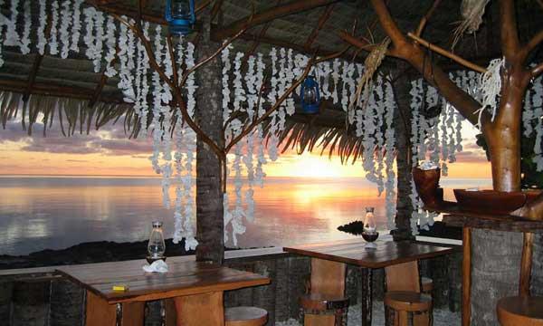 Restaurant at Raimiti