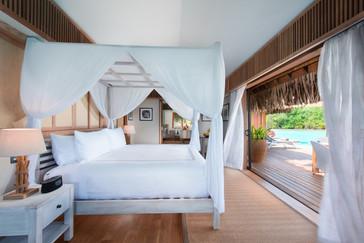 Conrad Bora Bora Nui - Villa - Royal Poo
