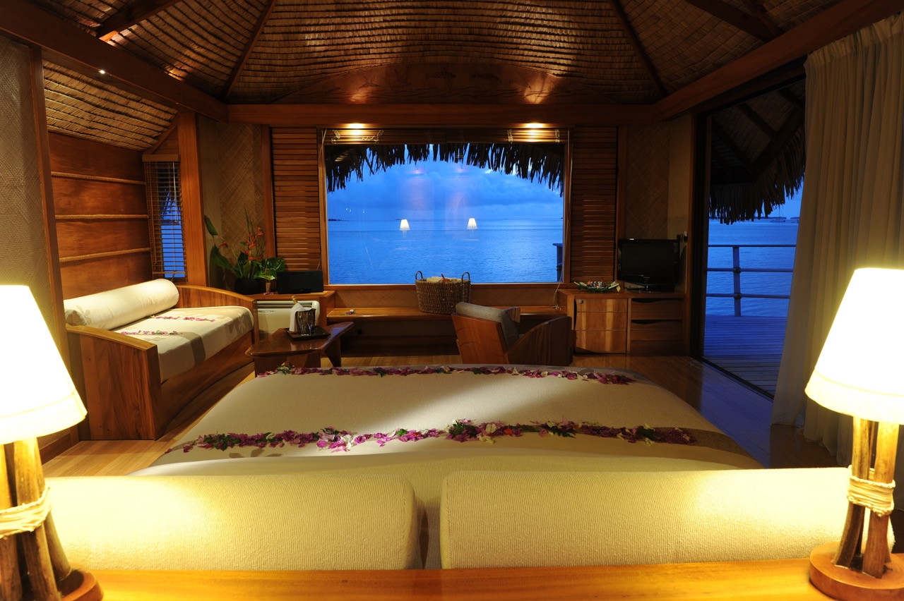 Sunset Overwater Suite