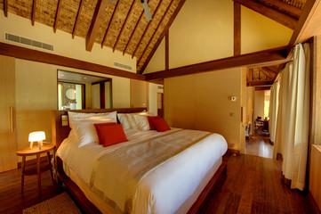 TET Brando 1Bdr Villa Bedroom - cpr tim-