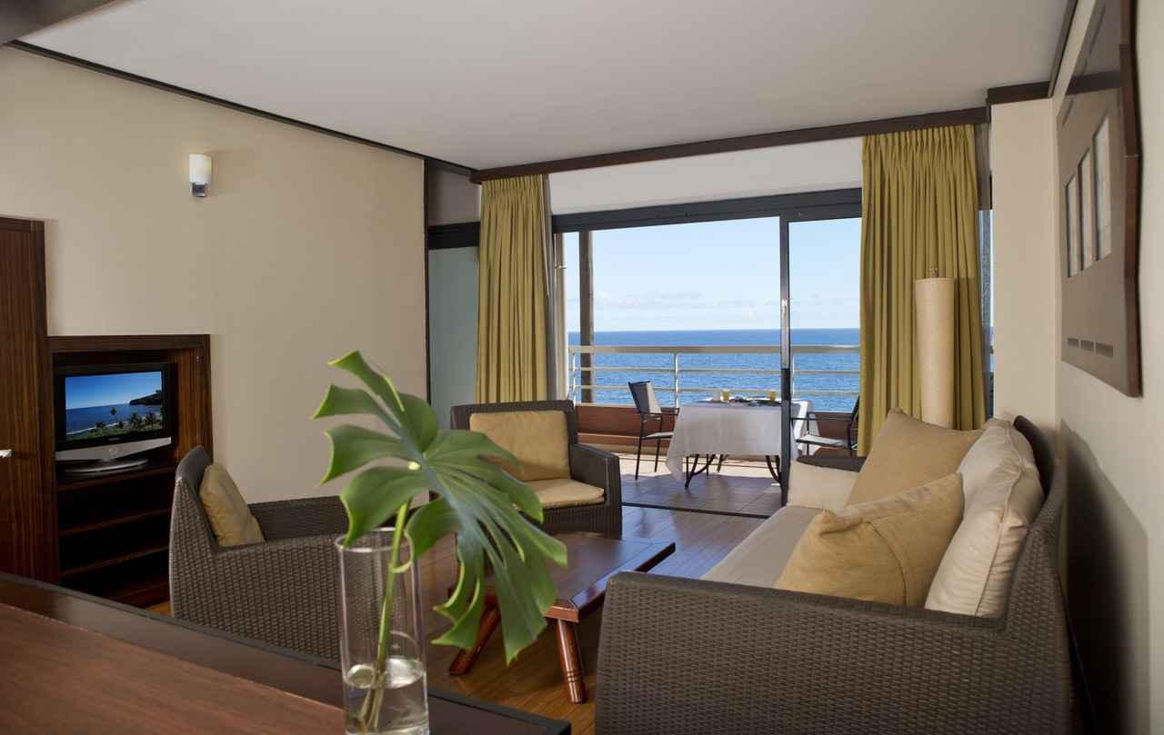 Premium Two-Bedroom Ocean View Suite