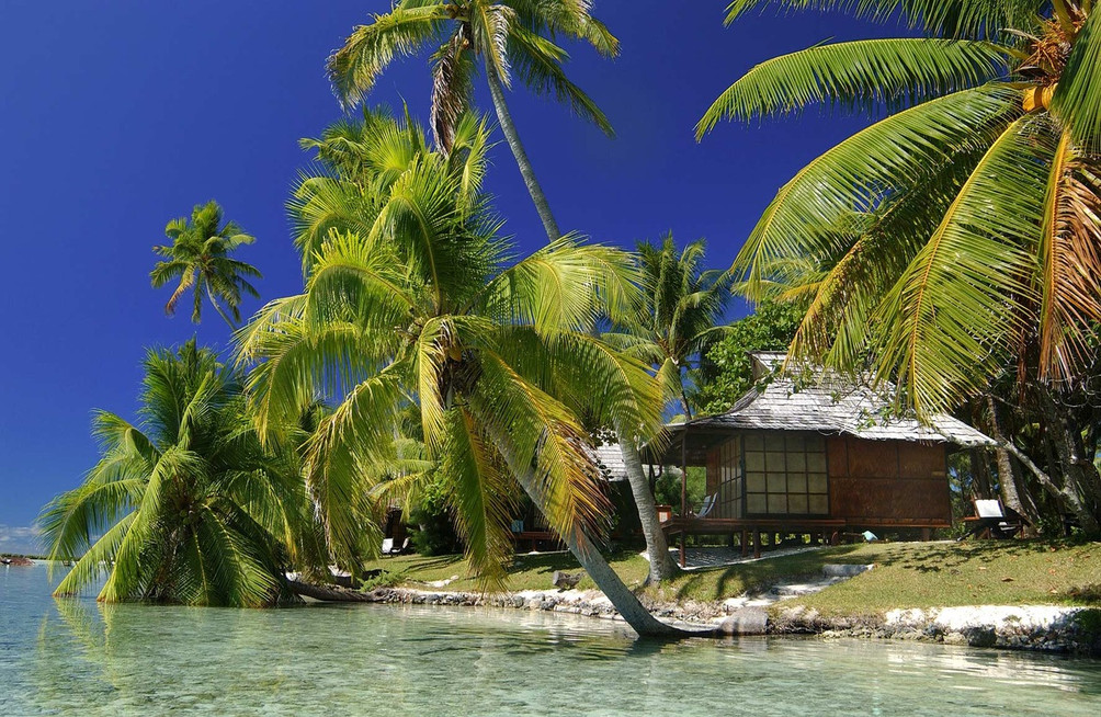 TAHAA Vahine Island Beach Bungalow 9.jpe