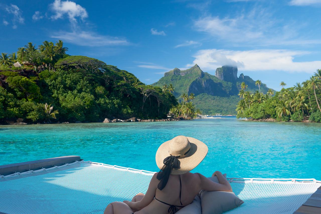 Otemanu View Overwater Pool Villa