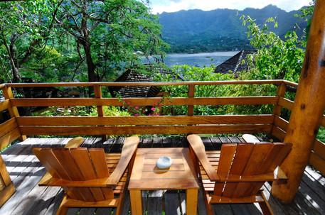NHV Keikahanui 2008 Bungalow terrace 1.j