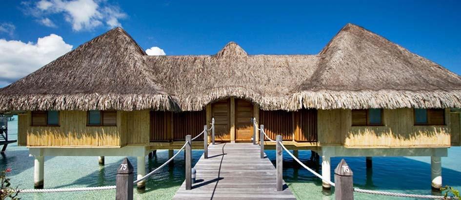 Poevai Overwater Suite