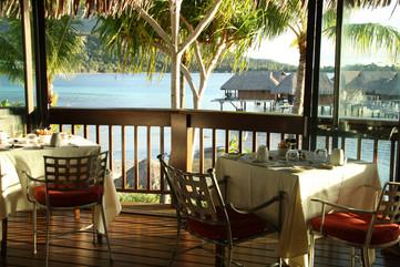 BOB Sofitel Bora Private Island Restaura