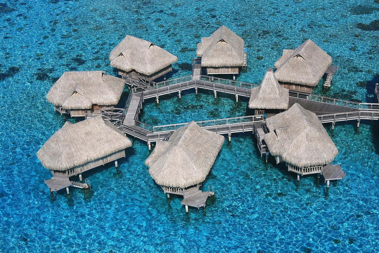 Luxury Horizon Overwater Bungalows