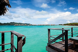 One-Bedroom Lagoon View Overwater Bungalow