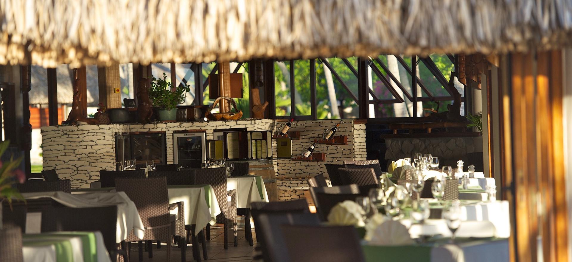 Te Rairoa Restaurant