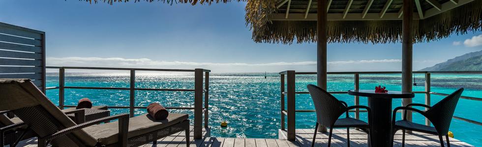 Junior Suite Premium Overwater Bungalow
