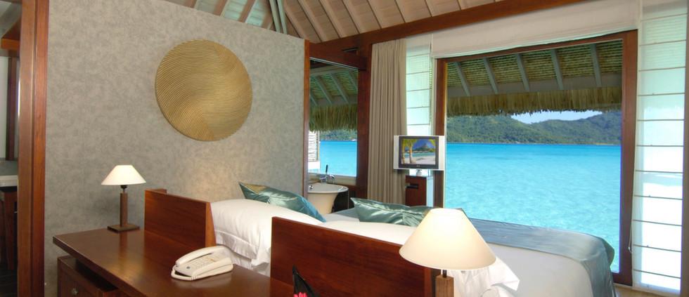 Diamond Overwater Villa