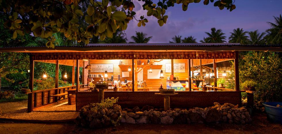 The Bar at Raimiti