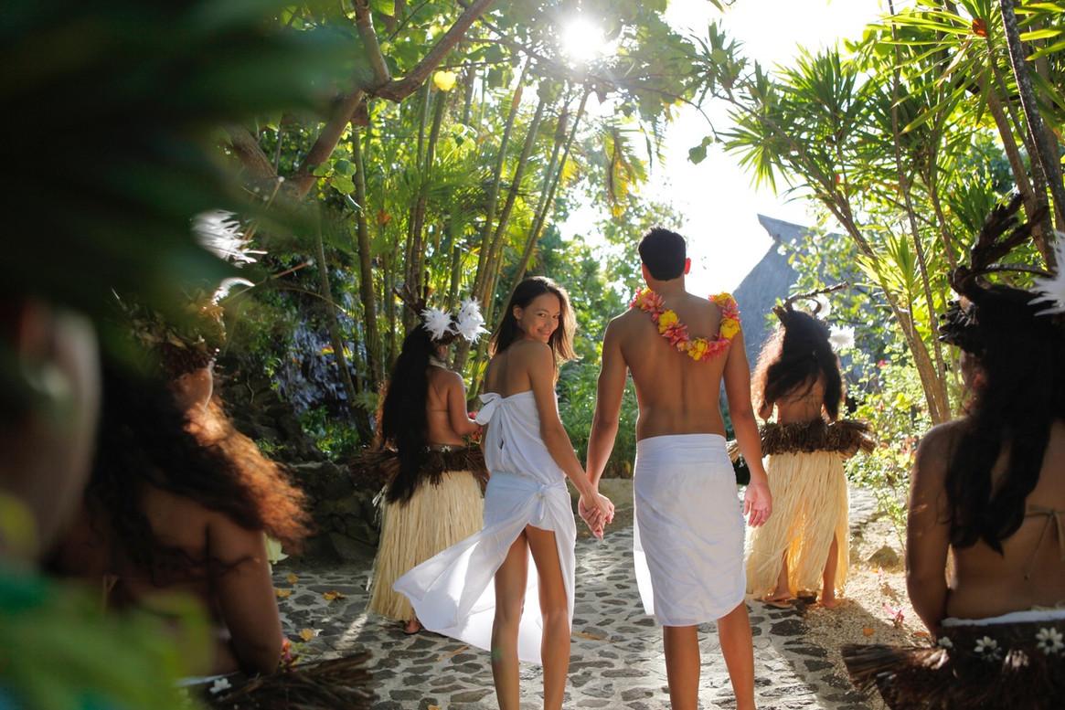 BOB Sofitel Private Island Polynesian We