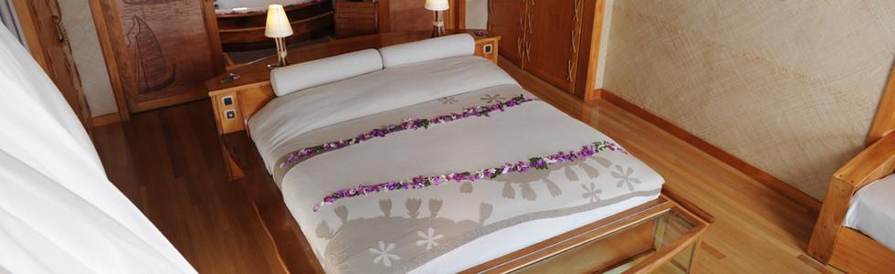 Bora Bora Overwater Suite