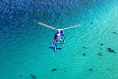 Bora-Bora-Private Helicopter Scenic Flights