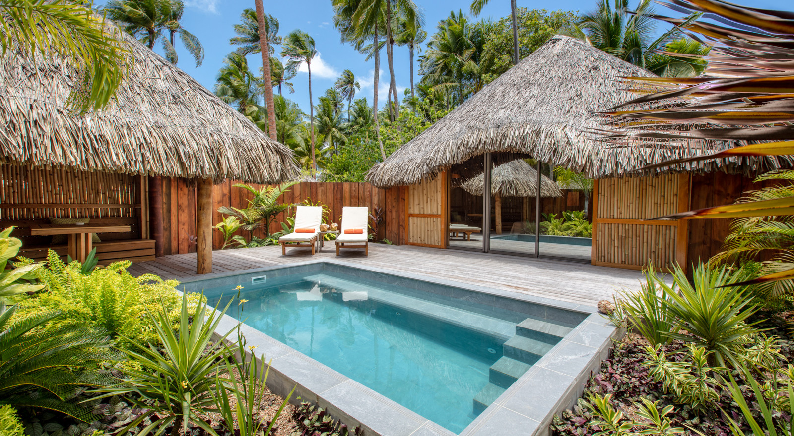 Garden Villa w/Pool