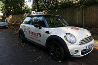 Manual driving lessons in farnborough