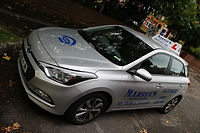 automatic driving lessons in farnborough