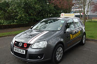 Manual driving lessons in farnborough