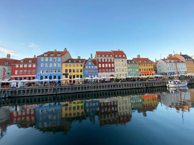 Danish homes in Copenhagen