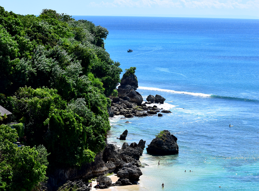 Traveling to Bali, Indonesia