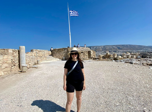 Food & Culture: What I ate in Greece!