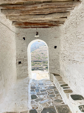 Architecture in Sifnos, Greece
