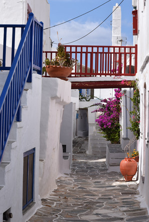 Greek Island called Sifnos