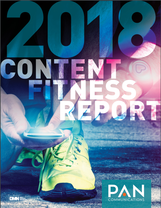 2018 Content Fitness Report