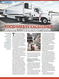 Food Safety Excellence Whitepaper