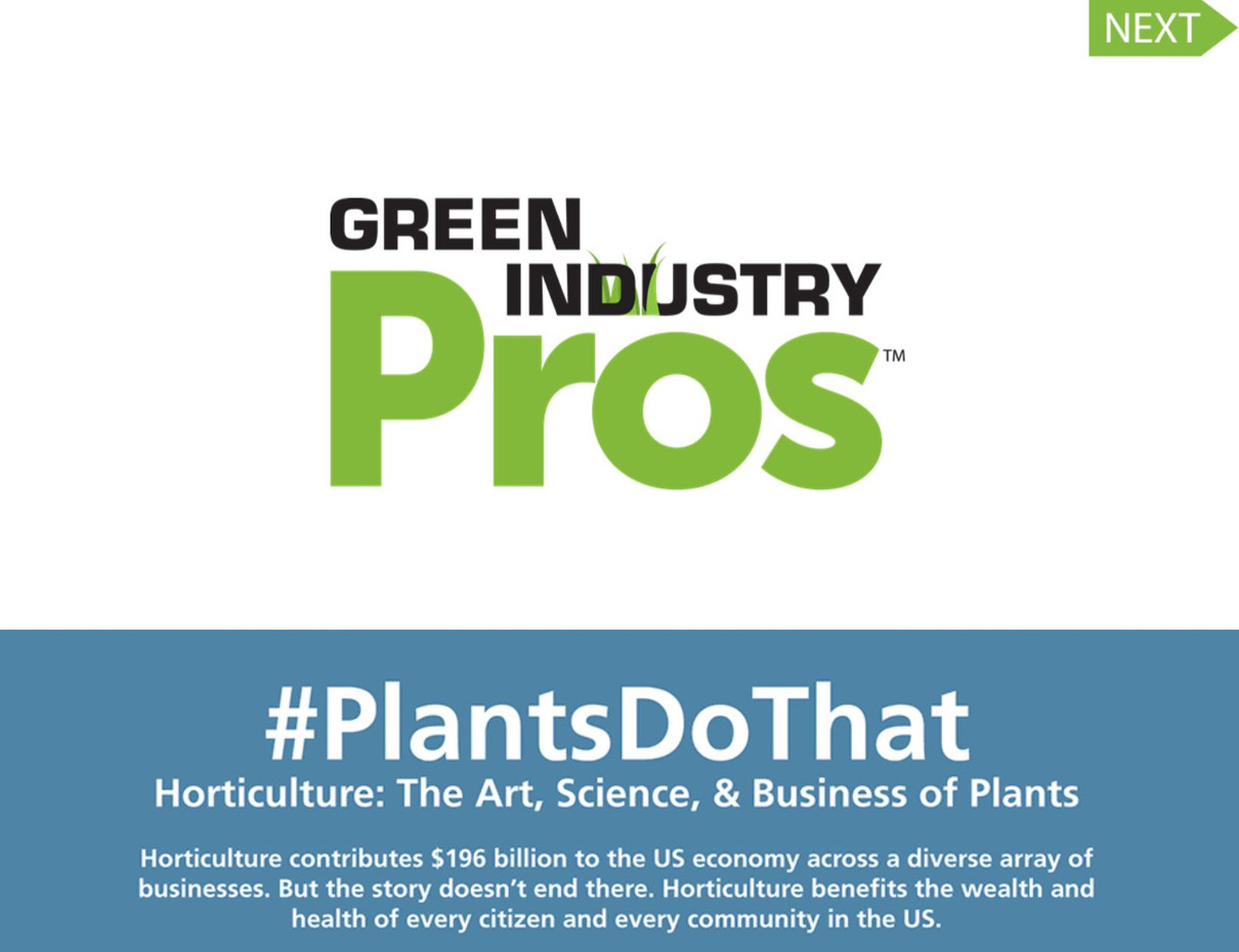#PlantsDoThat