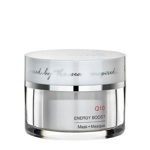 Q10 MASKE ENERGY BOOST Vitalisierende Q10 Gesichtsmaske gegen fahle Haut