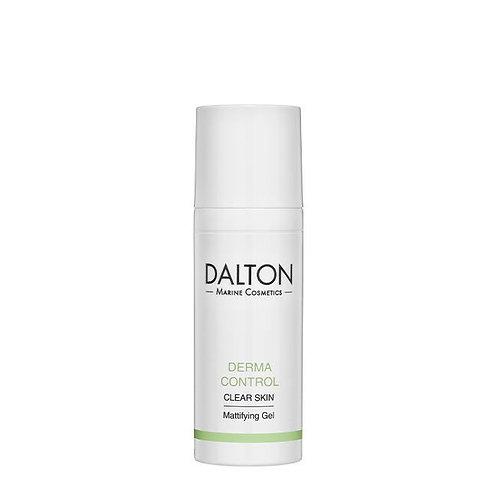 DERMA CONTROL MATTIFYING GEL CLEAR SKIN Mattierendes Gel für unreine Haut