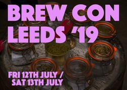 BREW CON Leeds '19 - An Appraisal