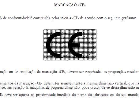 MARCAÇÃO CE DE MÁQUINAS