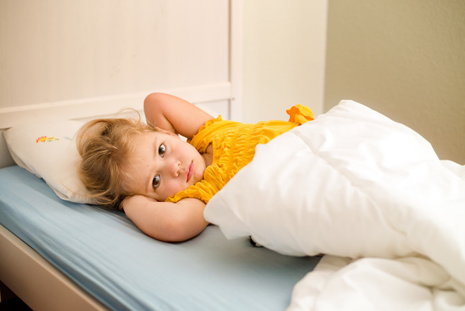 Toddlers Stalling at Bedtime