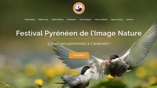 Exposition au Festival Pyrénéen de l'Image Nature
