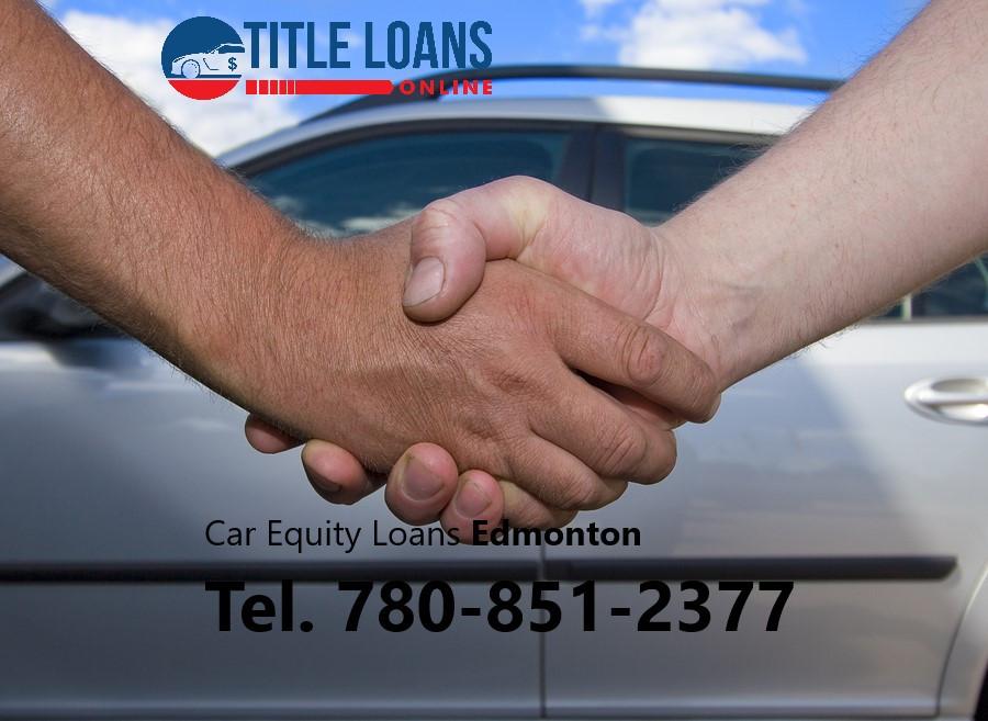 Asset based lending - Car Equity Loan Edmonton Alberta