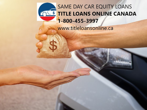 Car Installment Loans: What Are They & Are They Different Than Auto Title Loans?