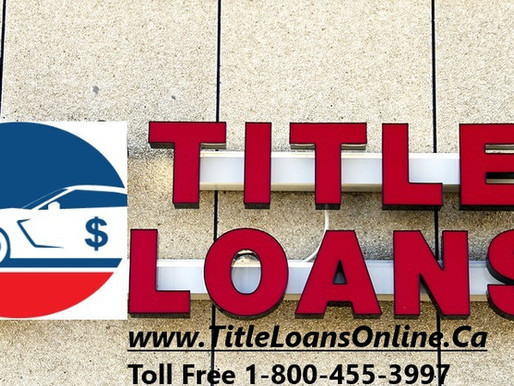 Car Title Loans: A Guide on Cash, Car Collateral, & Credit for Loans
