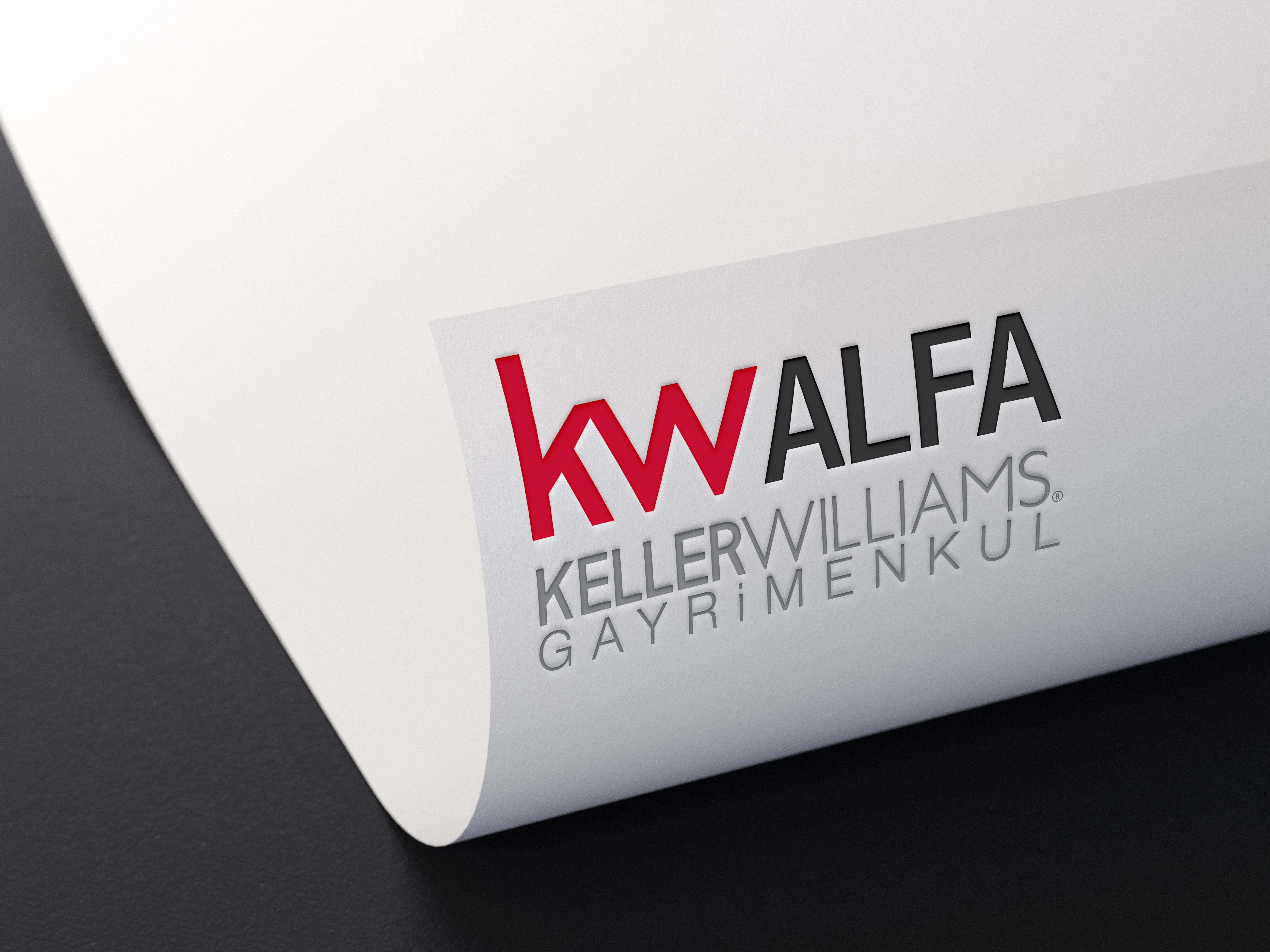 KW ALFA Logo Çalışması