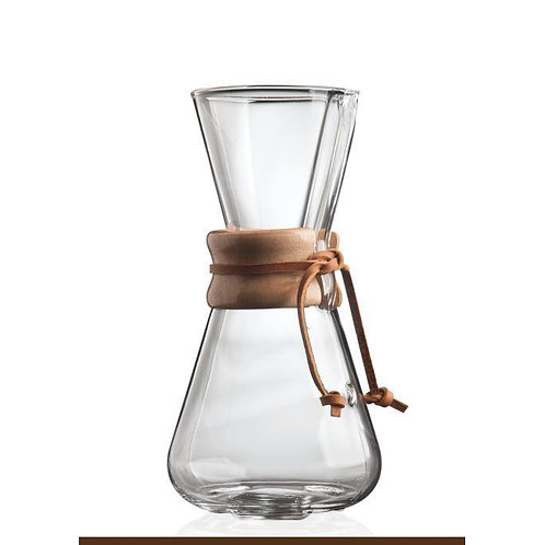Chemex 1 Cup Wood Neck Coffee Maker