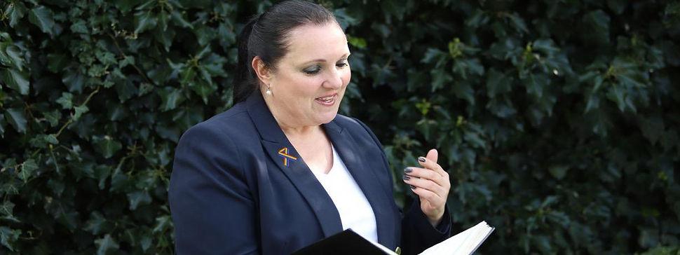 Gail Newman Celebrant Weddings Gay Weddi