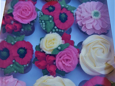 Cup cakes?