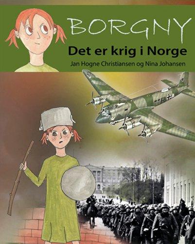DET ER KRIG I NORGE