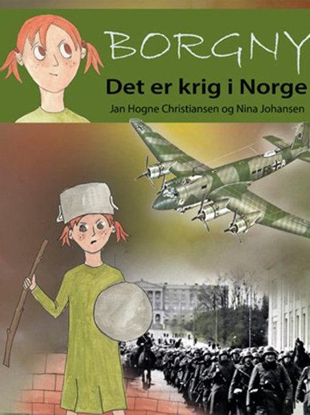 Borgny - Det er krig i Norge